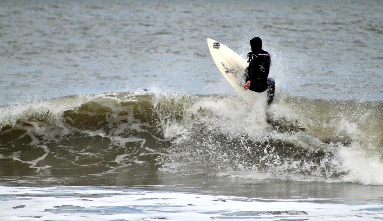 1 of 2 Daniel Cerqueira  near Ocean Ave  03-14-10