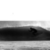 Surfing Carolina Beach, Pleasure Island, North Carolina