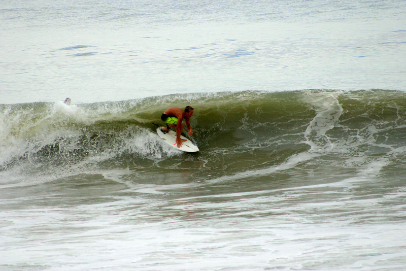 Hurricane Bill 8-22-09