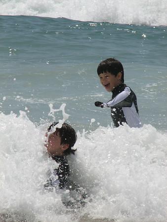 The Beach Spring 2009