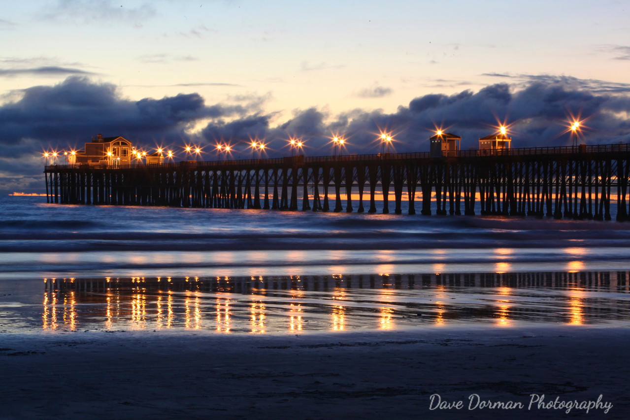 Oceanside Pier, Oceanside, California