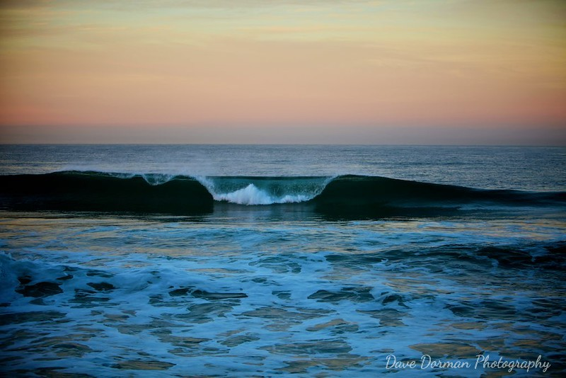 Early Morning Wave