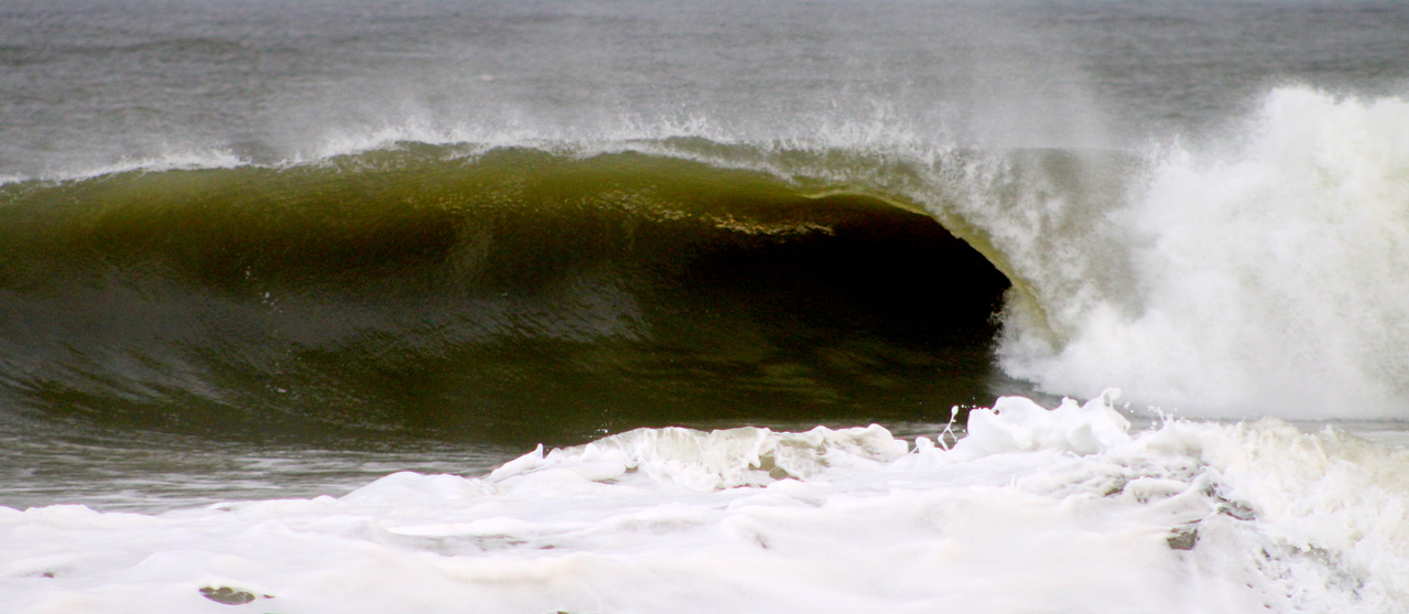 Ocean Ave barrel 03-12-10