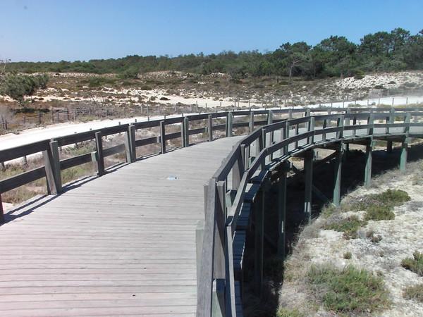 Beach & Bridge