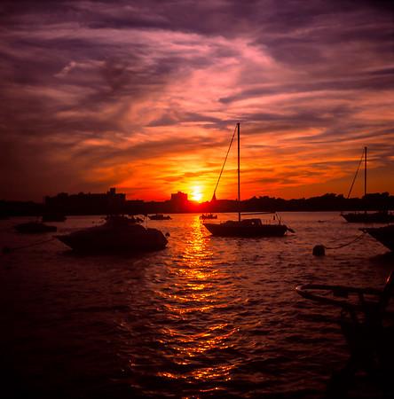 Salem Sunset