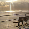 """Serenity"" Long Beach Ice Storm, Valentine's Day, 2007"