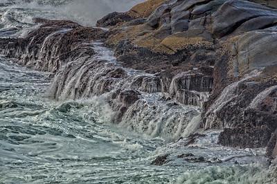Ocean Sculpture