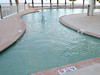 Shallow end of this pool just 6 inches for sunning or little tykes ...Dana Flynn, Dana.BeachCondo@yahoo.com