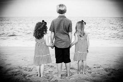 Antill Family Beach Portraits August 2017
