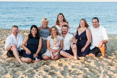 Finley Family Beach Portraits June 2019