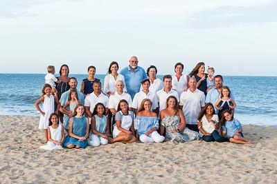 Som Family Beach Portraits July 2018