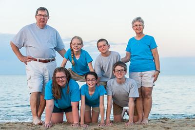 Lockingen Family Beach Portraits June 2019