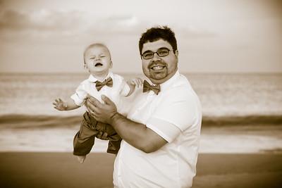 Mertz Family Beach Portraits Sept 2017