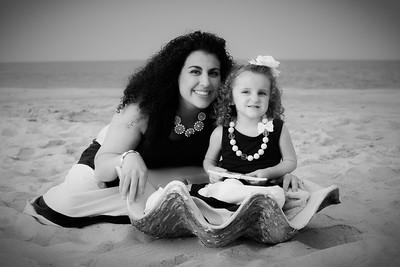 Pasinella Family Beach Portraits July 2017