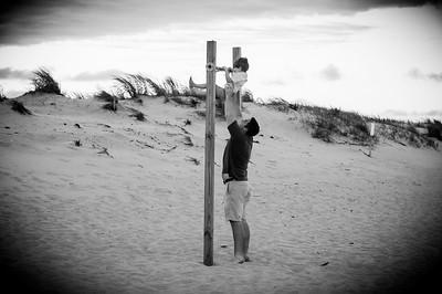 Weaver Family Beach Portraits September 2017
