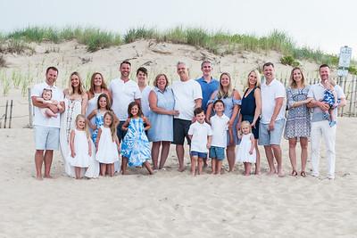 Wheeler Family Beach Portraits June 2018