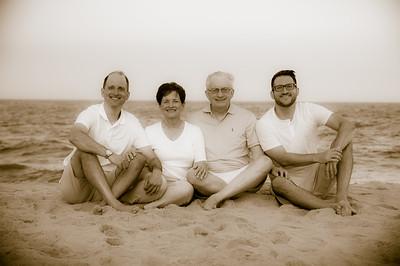 Williams Family Beach Portraits