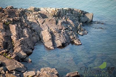 Marquette rocks