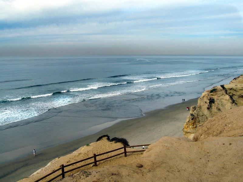 Torrey Pines Beach Sand