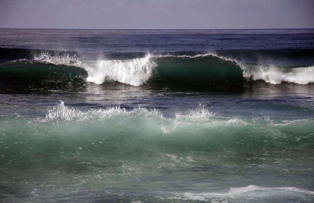 Breaking Waters
