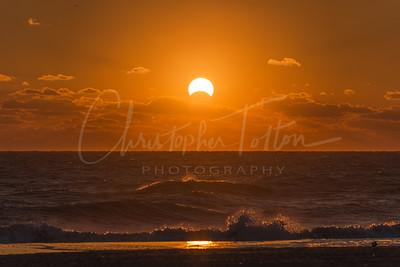 Eclipe Sunrise 2