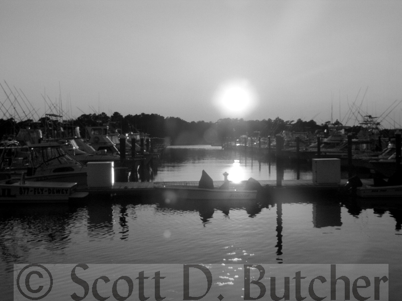 Indian River bw 01