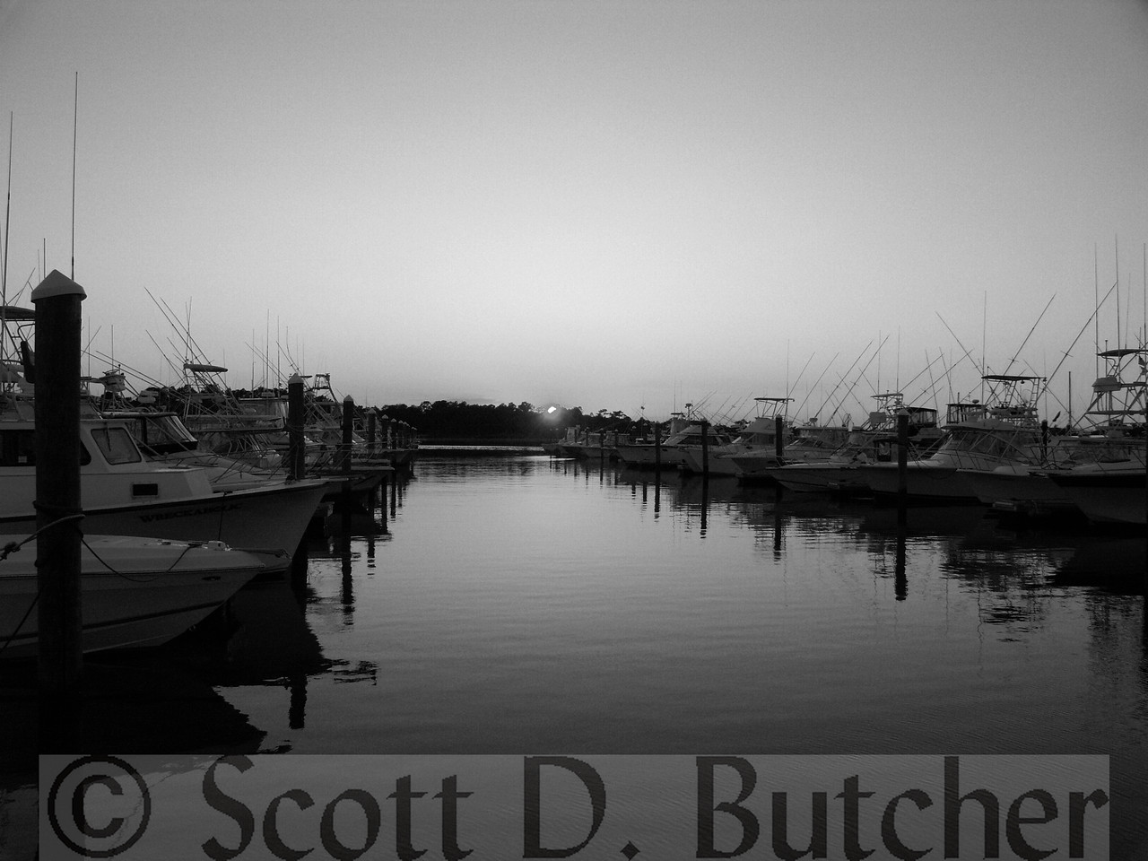 Indian River bw 03