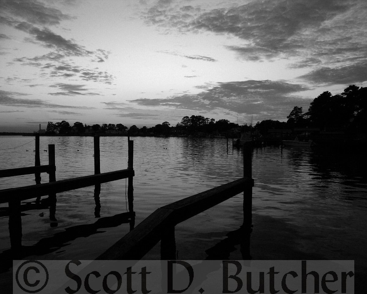 Indian River bw 08
