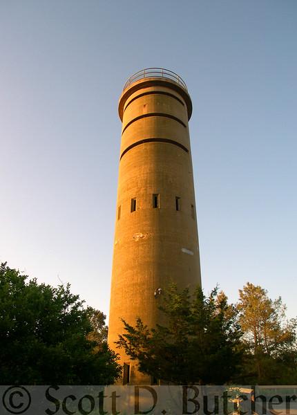 World War II Observation Tower, Cape Henlopen, DE.
