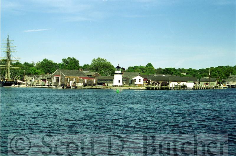 Mystic Seaport, Mystic, CT.