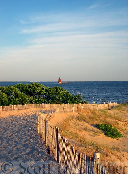 Delaware Breakwater East Lighthouse, DE.
