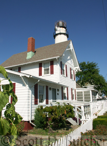 Fenwick Island Lighthouse, DE.