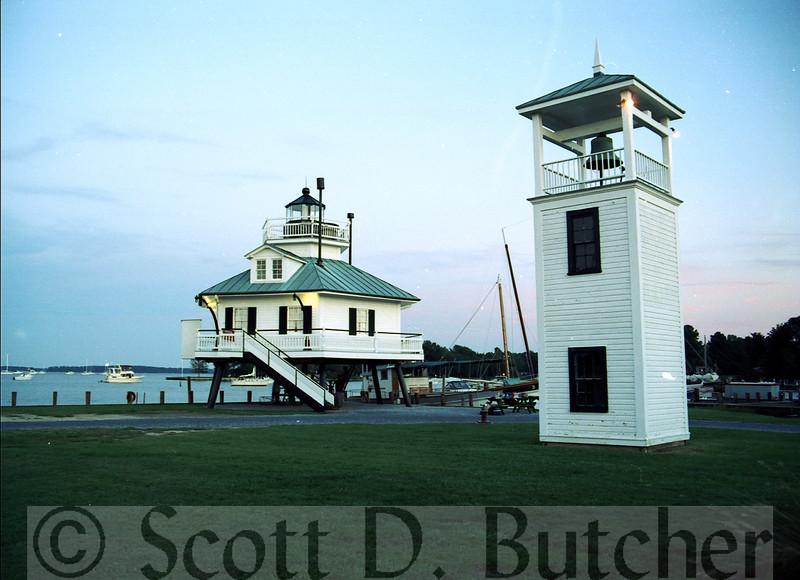 Hooper Strait Lighthouse, St. Michaels, MD.