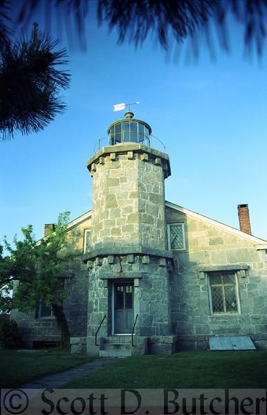 Stonington Lighthouse, Stonington, CT.