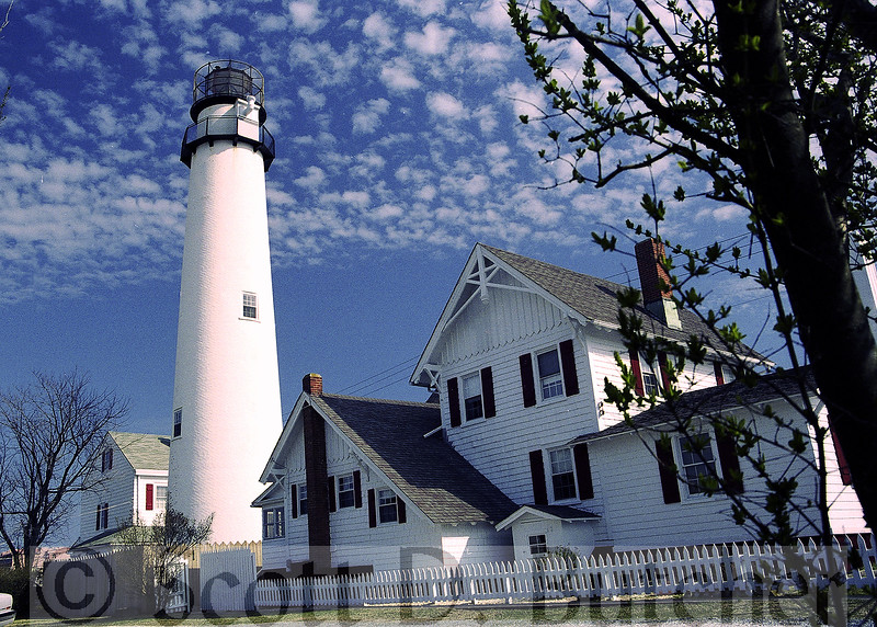 Fenwick Island Lighthouse, DE.