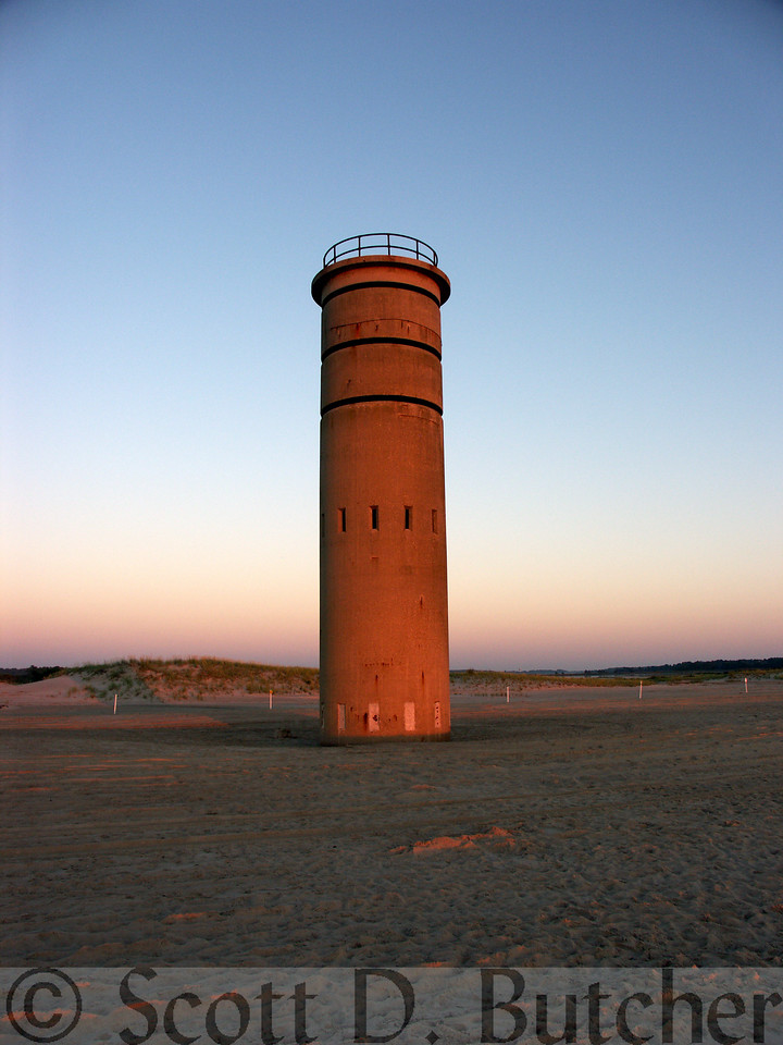 Greeting the Day, Cape Henlopen
