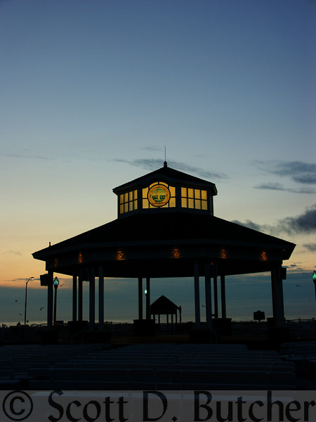 Bandstand at Rehoboth Boardwalk