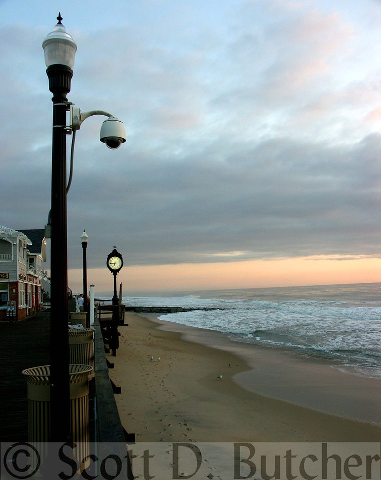 Before the Crowds, Bethany Beach, DE.