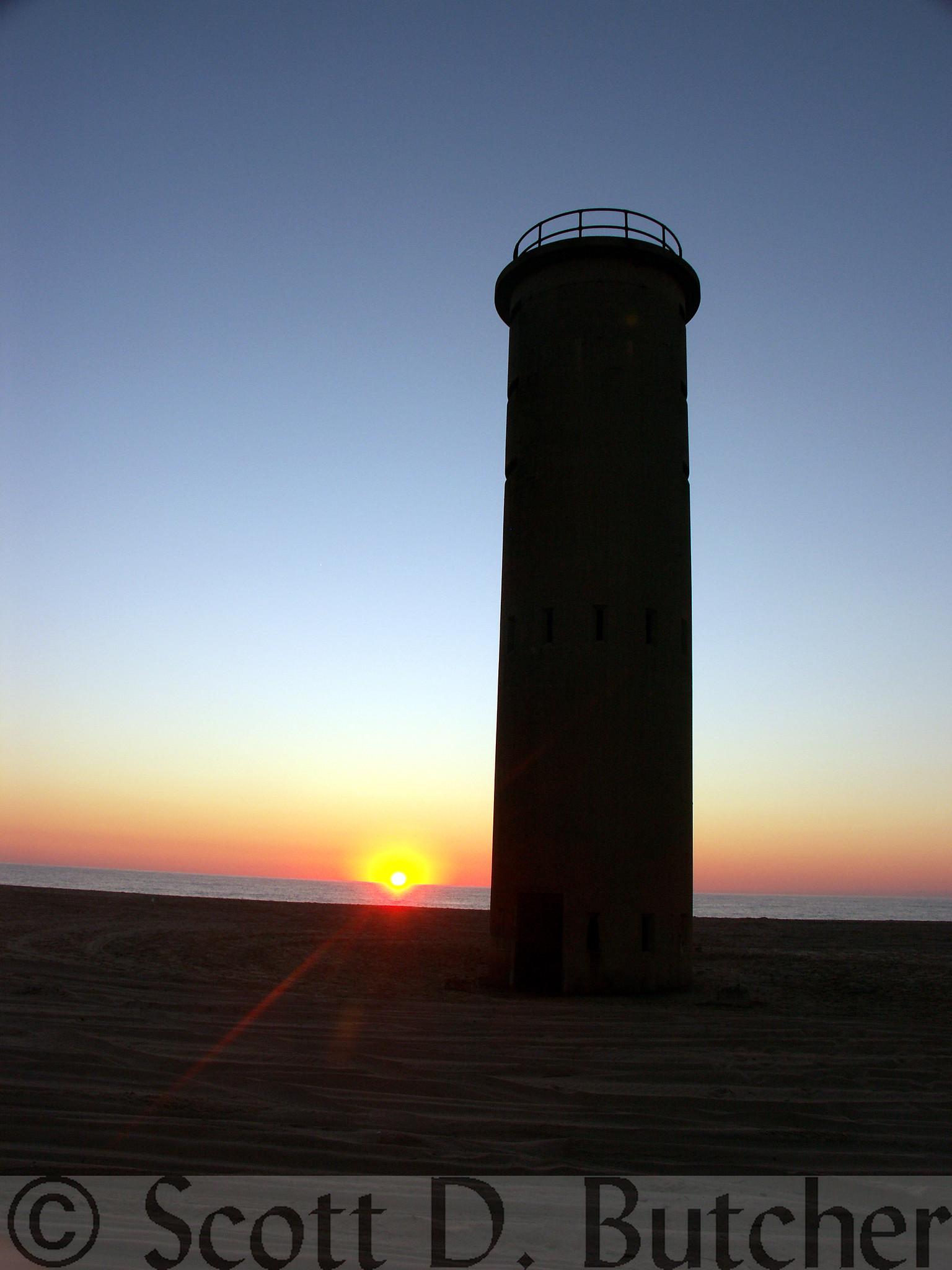 Colors of Dawn, Cape Henlopen