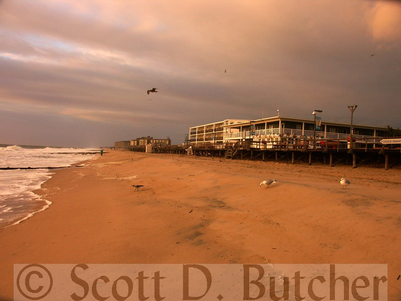 Bethany Beach Awakens, DE.