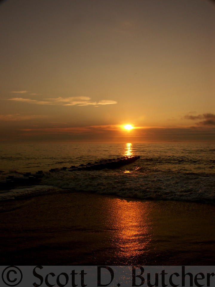Sunrise, Rehoboth Beach, DE