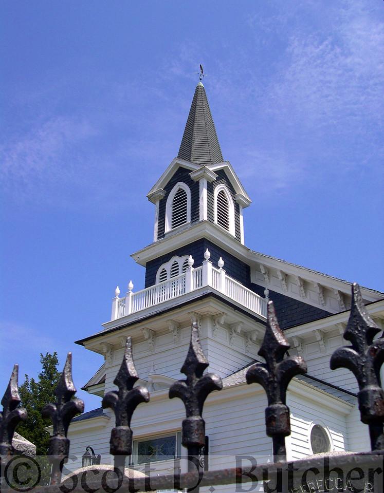 Lewes Presbyterian Church, Lewes, DE.