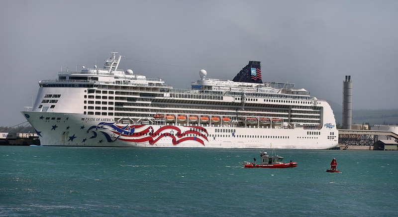 Footprints In Paradise Photo Galleries Photo Keywords Pride Of - Us flagged cruise ships
