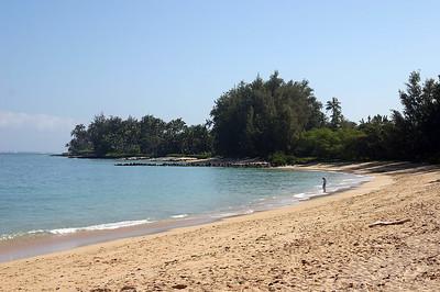 Kanaha Beach, near Kahului, north Maui.