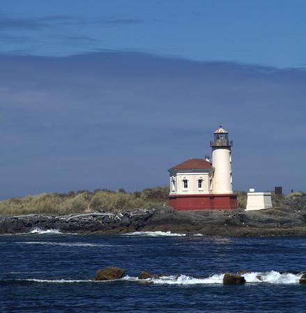 Bandon Lighthouse.