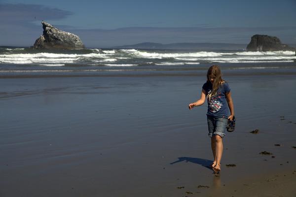 Beach Stroll.