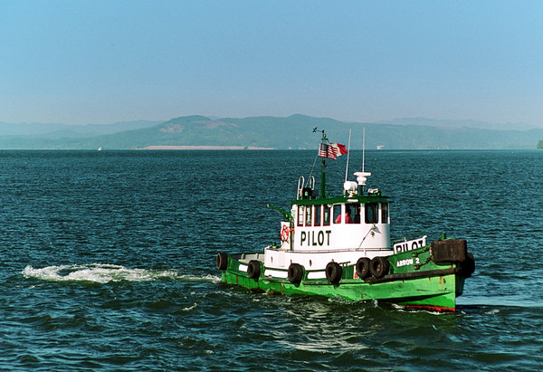 Harbor Tugboat.