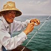Pier Fisherman.