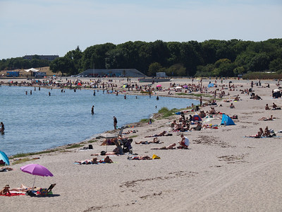 Beach Park Amager, Copenhagen. Photo: Martin Bager.
