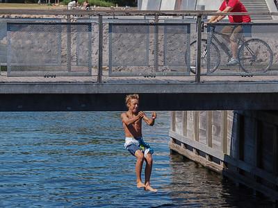 Beach Park Amager, Copenhagen. Photo: Martin Bager.